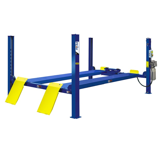 NO-ALIGNMENT FOUR-POST LIFT